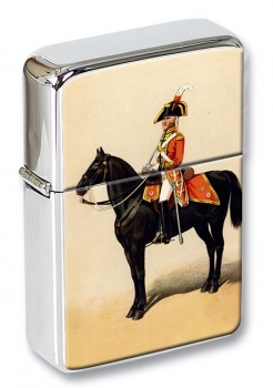 1st Life Guards 1798 Flip Top Lighter