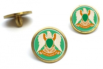 Libya 1977-2011 Golf Ball Marker