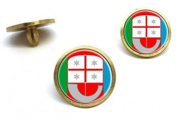 Liguria (Italy) Golf Ball Marker