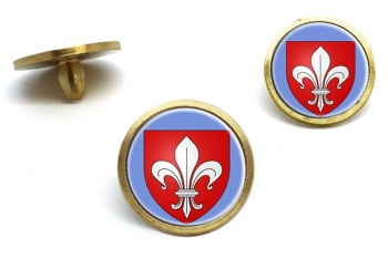 Lille (France) Golf Ball Marker