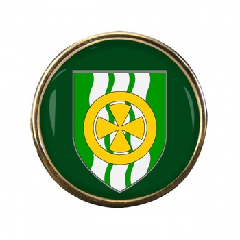 County Limerick (Ireland) Round Pin Badge