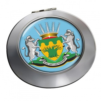 Limpopo (South Africa) Round Mirror