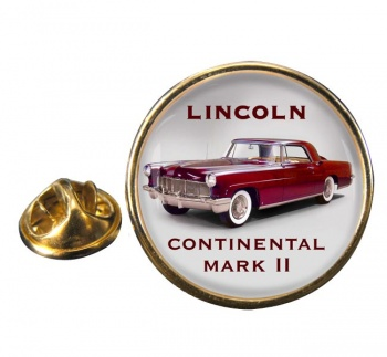 Lincoln Continental Mk II Round Lapel
