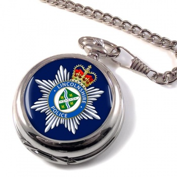 Lincolnshire Police Pocket Watch