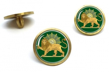 Lion and the Sun Iran Golf Ball Marker
