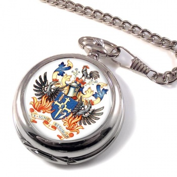 Lisburn (NI) Pocket Watch