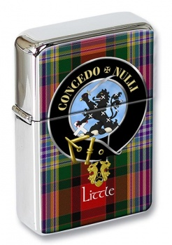 Little Scottish Clan Flip Top Lighter