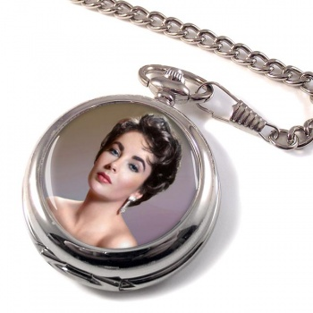 Elizabeth Taylor Pocket Watch