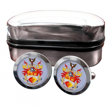 Leighton-linslade Crest Cufflinks