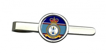 RAF Station Locking (Royal Air Force) Round Tie Clip