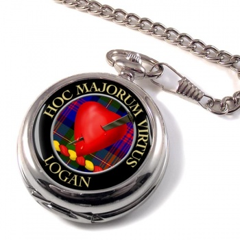 Logan Scottish Clan Pocket Watch