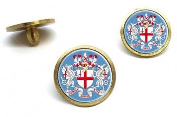 London (England) Golf Ball Marker