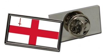 London (England) Flag Pin Badge