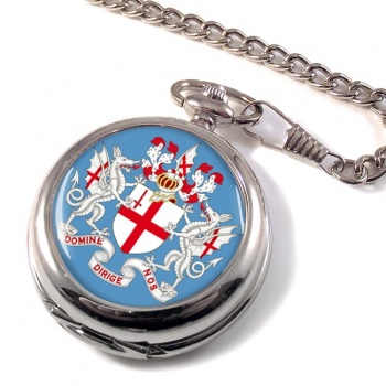London (England) Pocket Watch