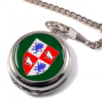 County Longford (Ireland) Pocket Watch