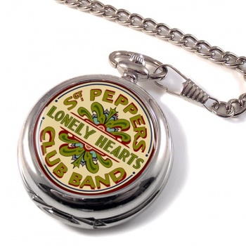 Lonely Heart Pocket Watch