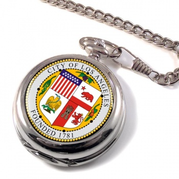 Los Angeles CA (USA) Pocket Watch