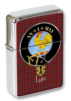 Lyle Scottish Clan Flip Top Lighter