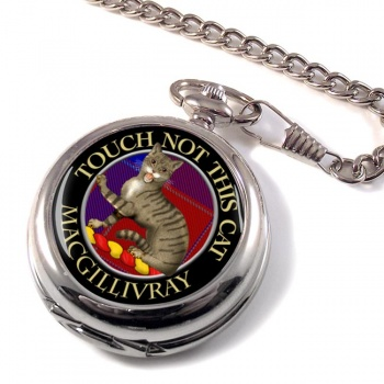 Macgillivray Scottish Clan Pocket Watch