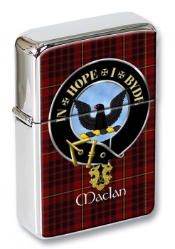 MacIan Scottish Clan Flip Top Lighter