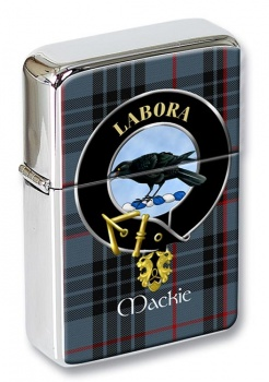 Mackie Scottish Clan Flip Top Lighter