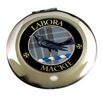 Mackie Scottish Clan Chrome Mirror