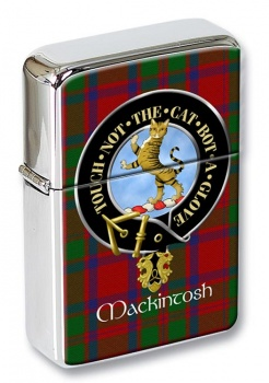 Mackintosh Scottish Clan Flip Top Lighter