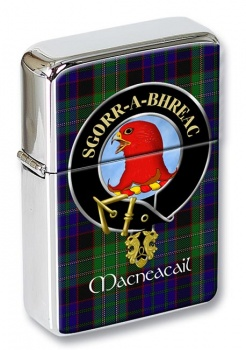 MacNeacail Scottish Clan Flip Top Lighter