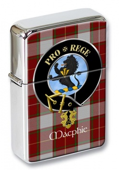 Macphie modern Scottish Clan Flip Top Lighter
