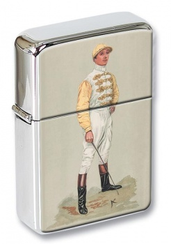 Danny Maher Jockey Flip Top Lighter