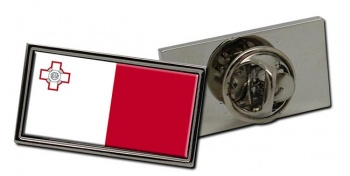 Malta Flag Pin Badge