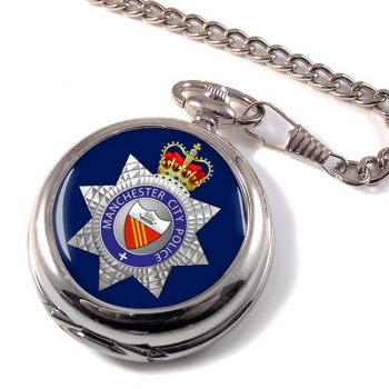 Manchester City Police Pocket Watch
