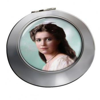 Grand Duchess Maria Nikolaevna Chrome Mirror