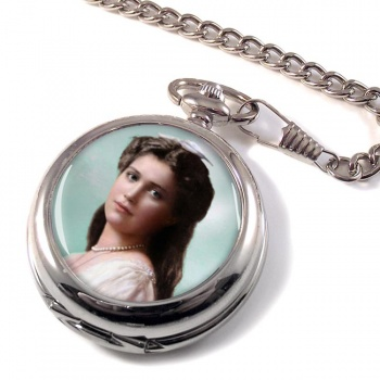 Grand Duchess Maria Nikolaevna Pocket Watch