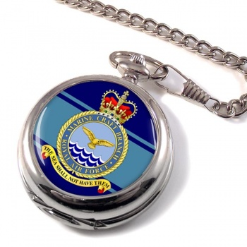 Marine Craft Branch (Royal Air Force) Pocket Watch