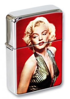 Marilyn Monroe Flip Top Lighter