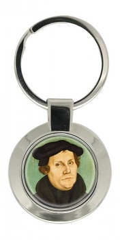 Martin Luther Key Ring