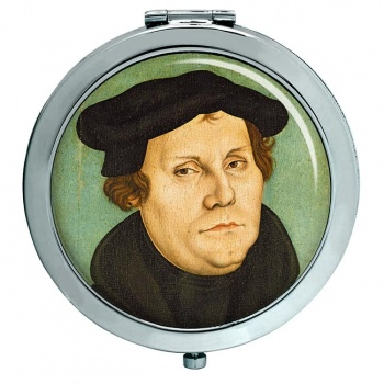 Martin Luther Compact Mirror