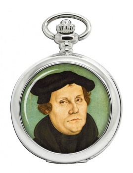 Martin Luther Pocket Watch