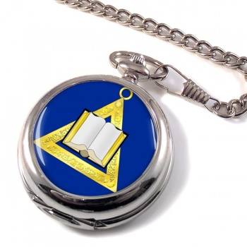 Masonic Lodge Chaplain Pocket Watch
