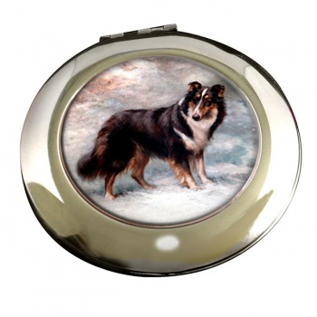 Collie by Maud Earl Mirror