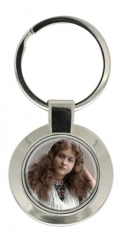 Maude Fealy Key Ring