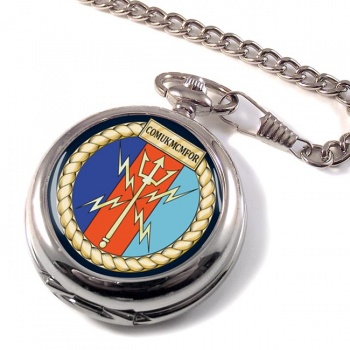 COMUKMCMFOR (Royal Navy) Pocket Watch