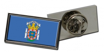 Melilla (Spain) Flag Pin Badge
