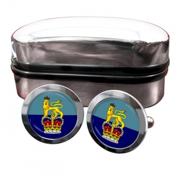 Members of the Air Force Board (Royal Air Force) Round Cufflinks