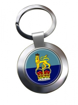 Members of the Air Force Board (Royal Air Force) Chrome Key Ring