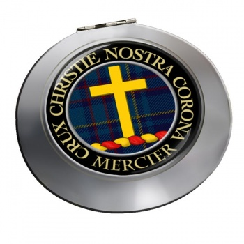 Mercier Scottish Clan Chrome Mirror