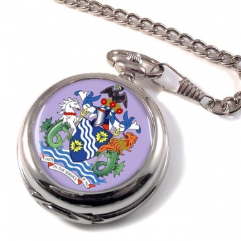 Merseyside (England) Pocket Watch