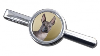 Mexican Hairless Dog Tie Clip