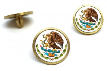 Mexico Golf Ball Marker